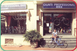 Giunti Professional Bike - Bici da corsa e city bike