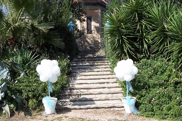 Mondo feste articoli da regalo per le feste ascom pesaro - Allestimento giardino ...