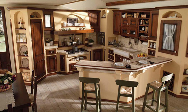 Best Arredamenti Cucine Classiche Contemporary - Ideas & Design ...