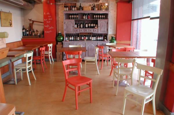 italcomma - sedie e tavoli in faggio curvato - ascom pesaro - Tavoli Sedie Ristorante