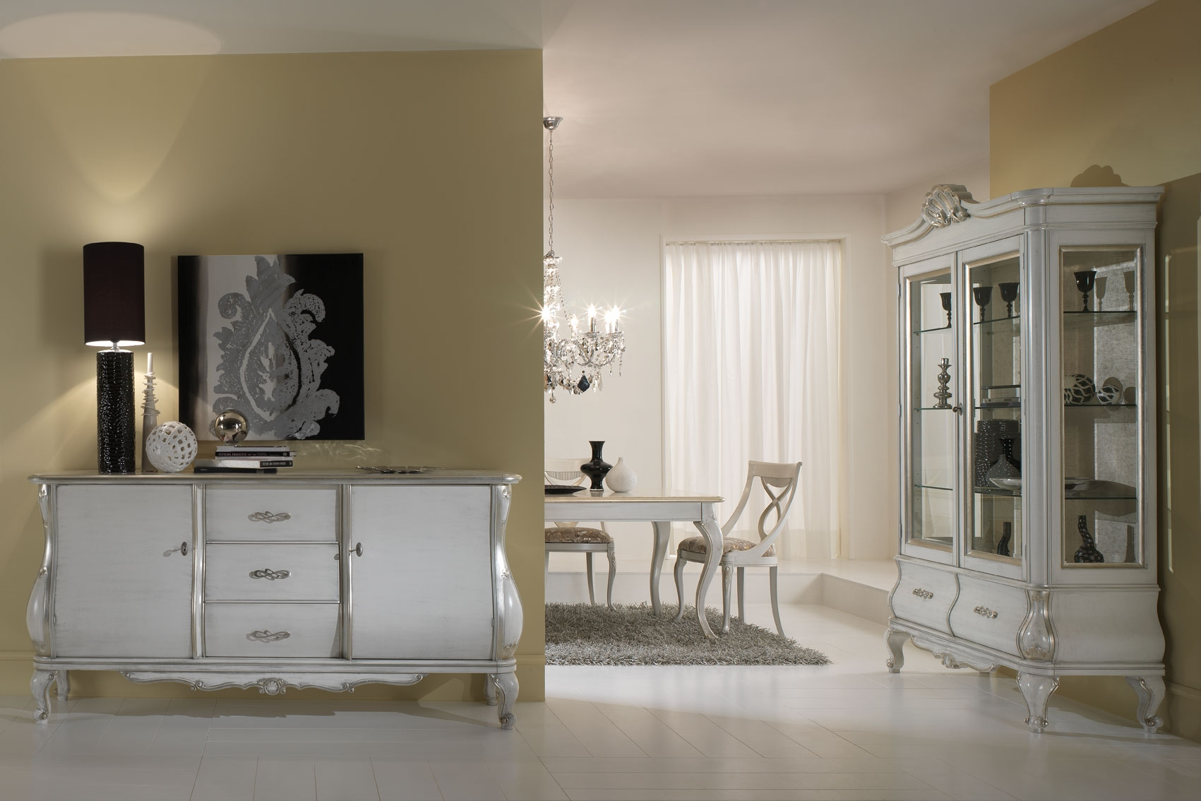Mobili delle antiche sale da pranzo romane mobilia la tua casa - Sale da pranzo moderne ...