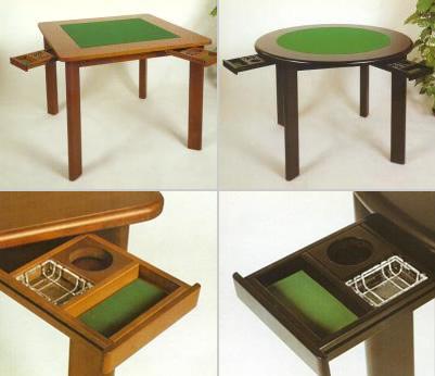 Ricci Biliardi - Tavoli da gioco e da poker