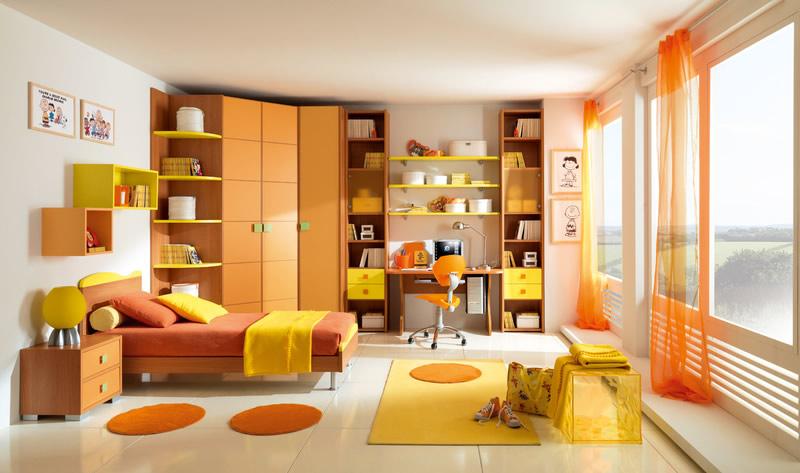 Elite planet camerette e mobili per bambini ascom pesaro - Camere da letto per bambine ...