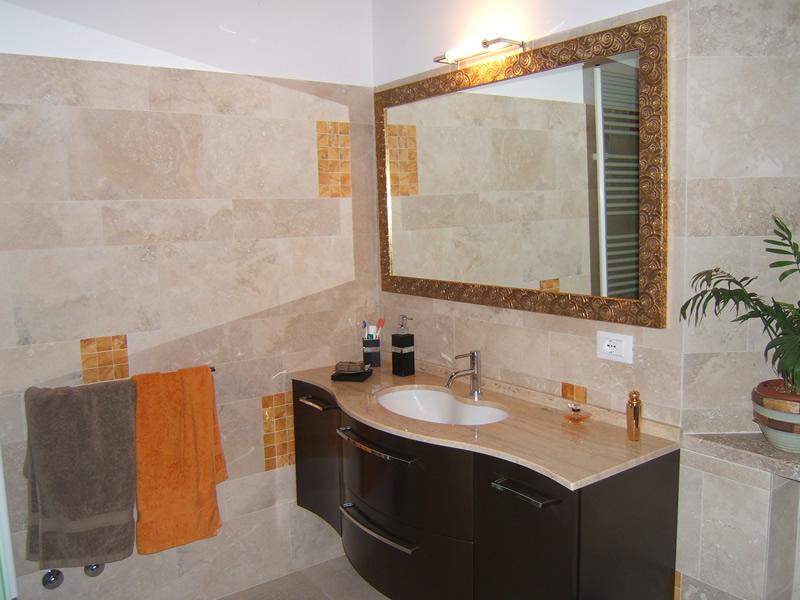Mobili bagno marmo design casa creativa e mobili ispiratori for Marmo arredo spa