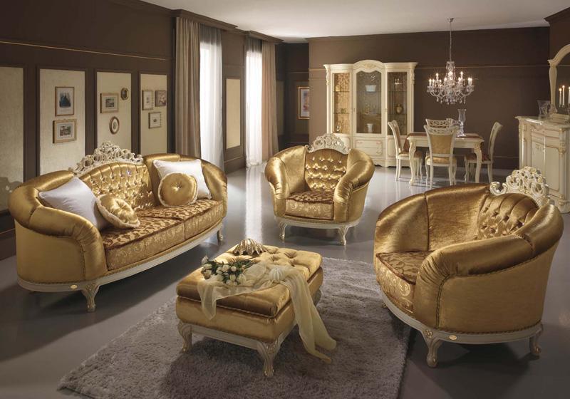 Beautiful Sale Da Pranzo Stile Classico Ideas - Design Trends 2017 ...