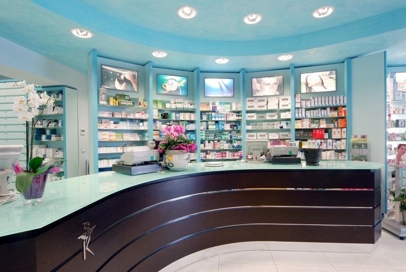 Afk srl arredamenti per farmacie e parafarmacie ascom for Bottigelli arredi farmacia