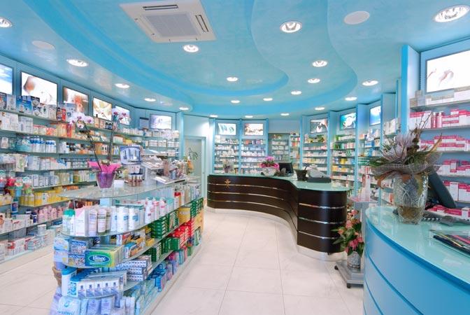 Afk srl arredamenti per farmacie e parafarmacie ascom for Arredamenti per parafarmacie