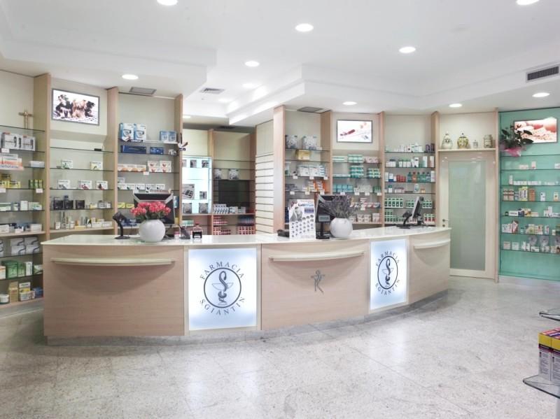 Afk srl arredamenti per farmacie e parafarmacie ascom for Arredamenti farmacie