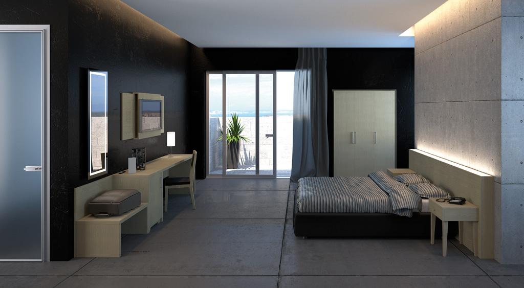 Elisa design srl arredamenti per alberghi case di for Arredamenti pesaro