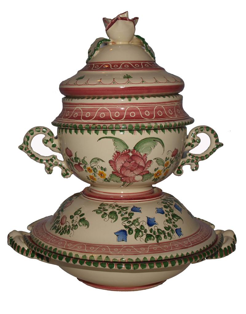 Popolare La Maiolica - Decorazione Artigianale della Ceramica - Ascom Pesaro TL08