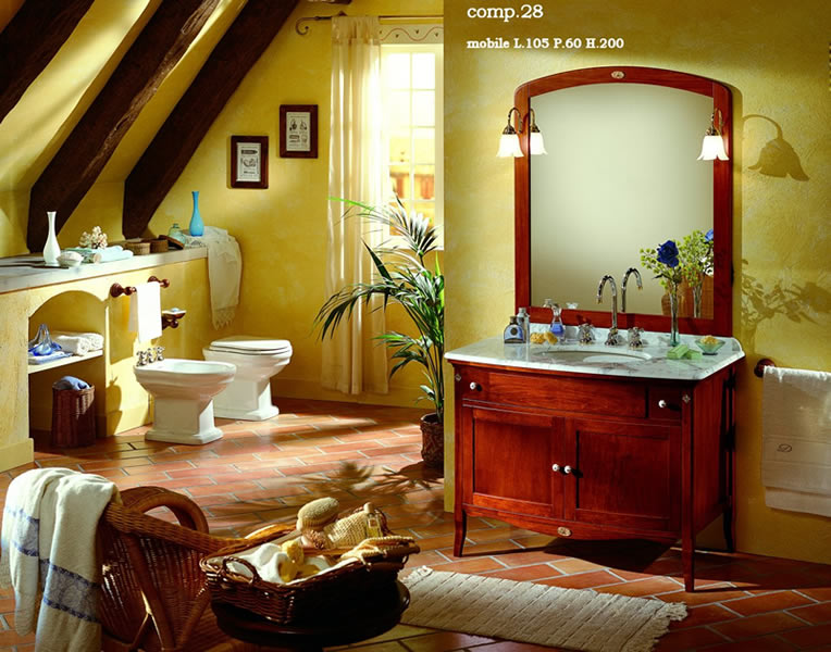 Arredamenti rustici moderni xa54 regardsdefemmes - Arredamenti bagno moderni ...