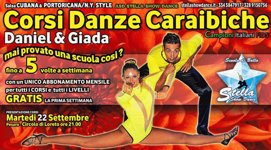 Stella Show Dance - Scuola di ballo: Danze Caraibiche
