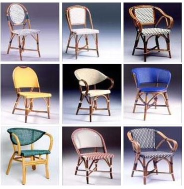Camex srl sedie e tavoli per ristoranti bar caff - Sedie in rattan per esterni ...