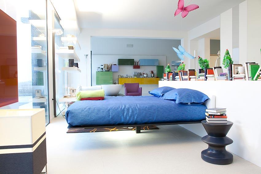 Interni pedinelli srl progettazione e arredamenti per la for Mobili x la casa