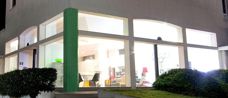 Interni pedinelli srl progettazione e arredamenti per la for Casa arredo fano