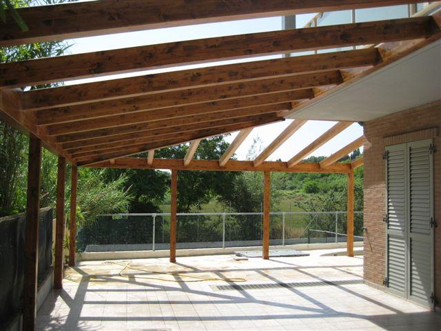 STM Legno - Realizzazione e montaggio tetti porticati e strutture in ...