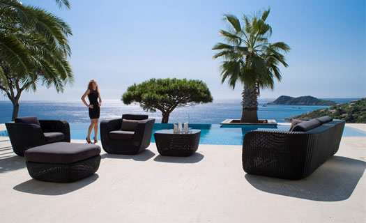 Bosca anco marzio eredi arredamento da giardino ascom for Arredo giardino design on line