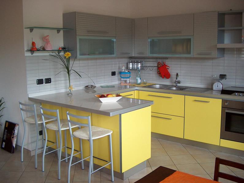 Soluzioni arredo cucina arredamento casa moderno camera - Soluzioni arredo cucina ...
