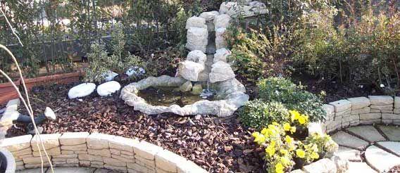 Garden clivia progettazione e realizzazione terrazzi e - Arredi per giardino ...