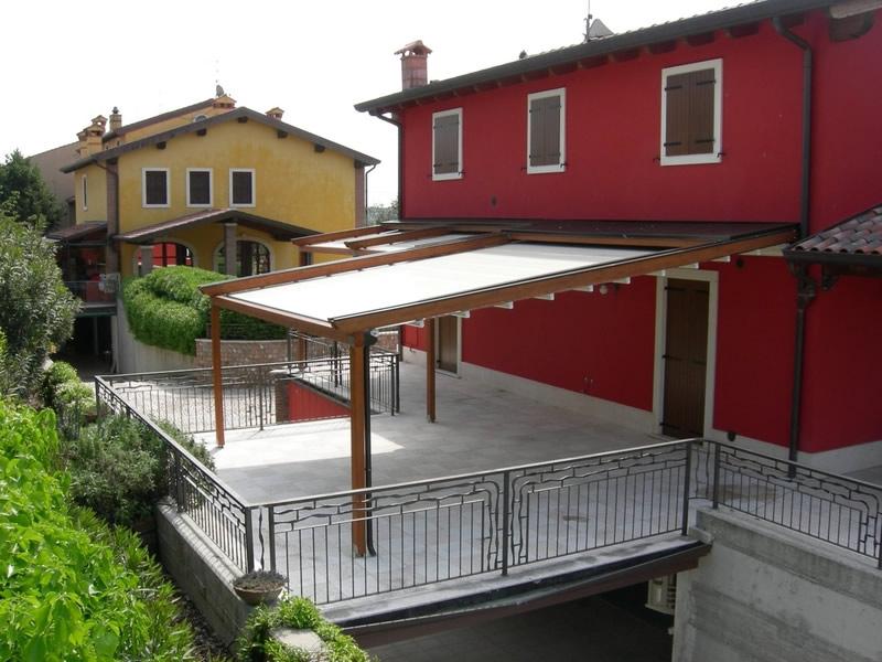 Gi.Ma Snc - Tende da sole e Pergolati in legno - Ascom Pesaro