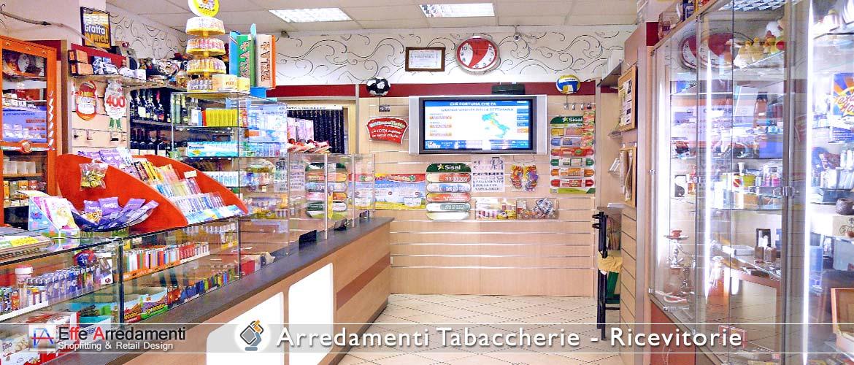 Effe arredamenti srl arredamenti componibili per negozi for Arredamento tabaccheria prezzi