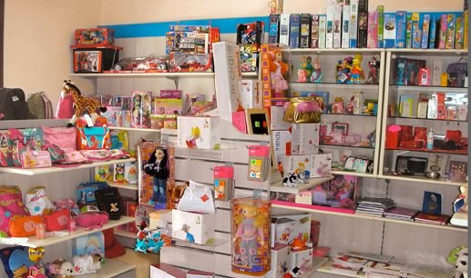 Effe arredamenti srl arredamenti componibili per negozi for Arredamento cartoleria