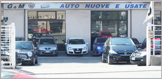 G & M AUTO - Auto Nuove, Usate e Semestrali - Ascom Pesaro
