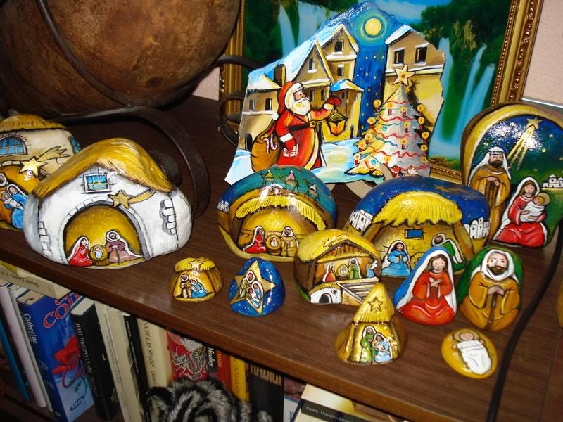 Sassi Dipinti - Artigianato Artistico di oggetti e animali
