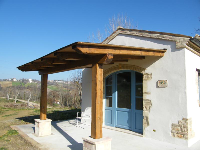 Mobili per porticato design casa creativa e mobili for Piani di progettazione portico