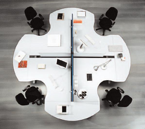 Sacir snc sistemi di arredo per uffici e giardini for Scrivanie operative per ufficio prezzi