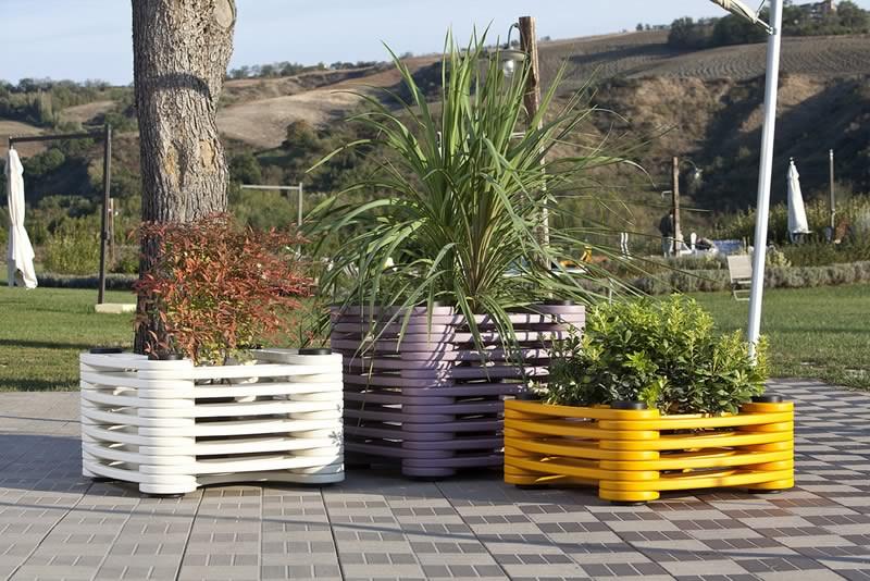 Ci tre design s r l mobili per arredamento esterno e for Arredi da giardino dwg