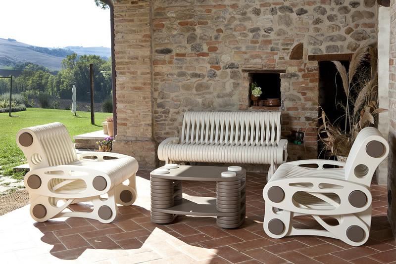 CI Tre Design S.R.L. - Mobili per Arredamento esterno e Arredo ...