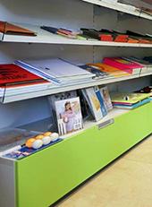 Ridolfi arredamenti srl montaggio e fornitura di arredi for Montaggio arredamenti negozi