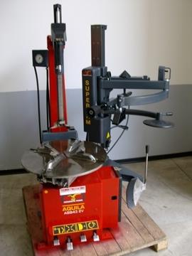 Attrezzatura gommista usata dispositivo arresto motori for Cerco acquario per tartarughe usato