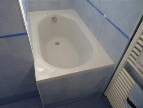 Conti orazio sostituzione trasformazione vasca da bagno - Mezza vasca da bagno ...