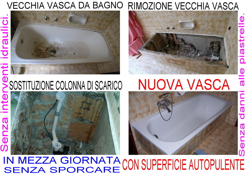 Conti Orazio - Sostituzione trasformazione vasca da bagno - Ascom Pesaro