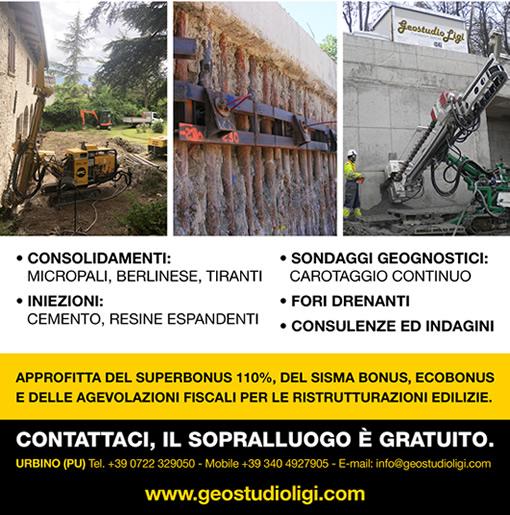Opere di Consolidamento Muri e Iniezioni di Cemento