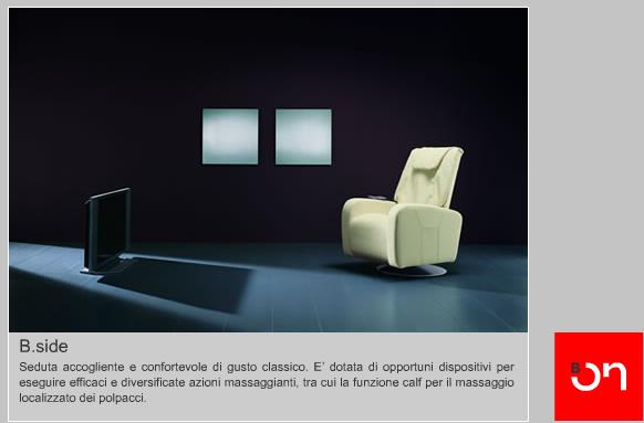 Dwd produzione poltrone relax massaggio ascom pesaro for Poltrone relax pesaro