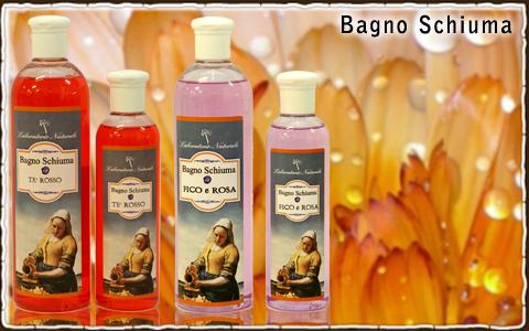 Bagnoschiuma Artigianale : Laboratorio naturale srl produzione di saponi naturali all`olio di