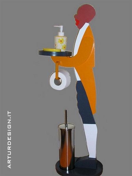 Arturdesign complementi d arredo di design e idee regalo - Idea accessori bagno ...