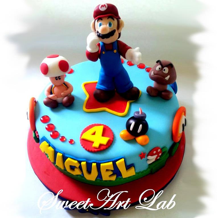 Torte Cake Design Per Bambini Immagini : SweetArt Lab Cake Design - Torte, Biscotti, Confetti e ...