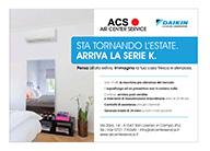 ACS - Air Center Service - Vendita e Manutenzione Impianti Condizionamento