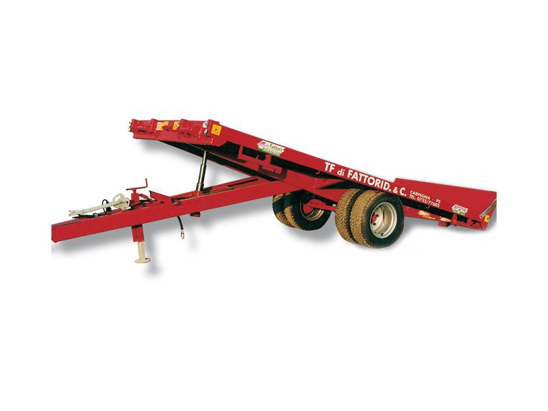 Tf di fattori daniele rimorchi agricoli e attrezzature for Rimorchi agricoli omp