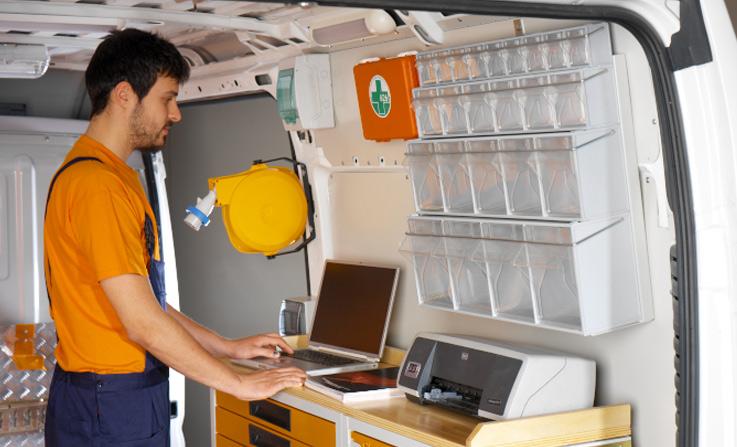Order system allestimento veicoli commerciali ascom for Allestimento furgoni fai da te